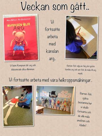 I denna blogg kan du som arbetar med barn eller har egna barn inspireras!