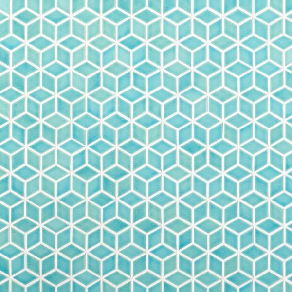 Shaded parallelogram tile pattern patterns pinterest for Heath tile