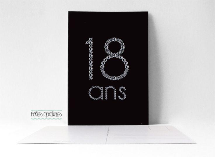 18 best anniversaire images on pinterest anniversaires fait maison et papeterie. Black Bedroom Furniture Sets. Home Design Ideas
