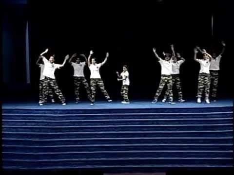 coreografia el evangelio cambia