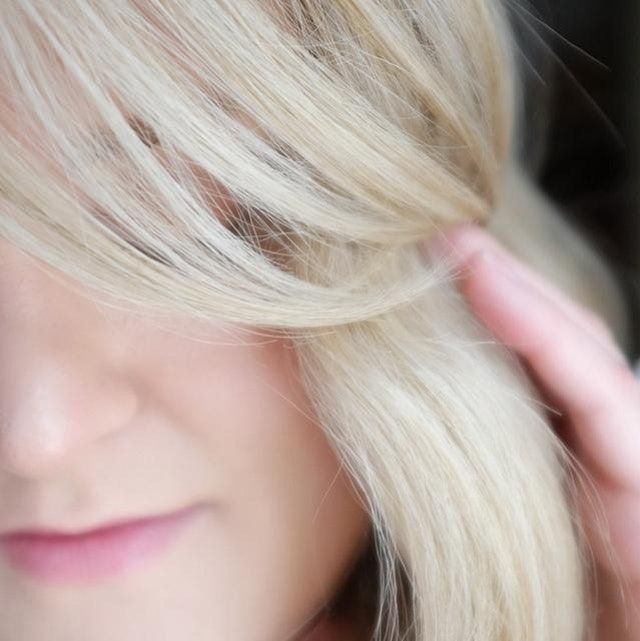 Pisa Blonde Blonde Hair Color With Smoky Undertones Medium
