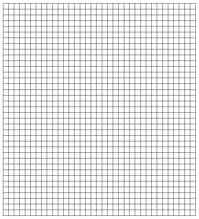 This is a photo of Lively Printable Large Graph Paper