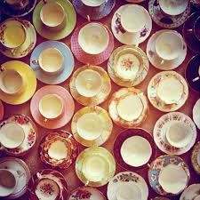 images of bridal shower tea party - Google Search