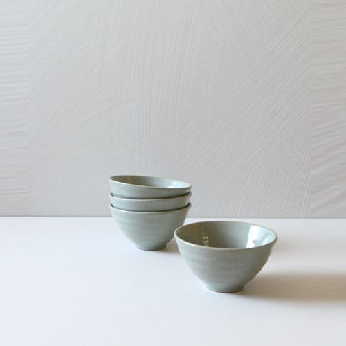 Casual line wormwood bowl 11, set of 4 / $26.00