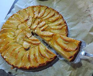 Tarta de manzana sin azúcar | Cocina