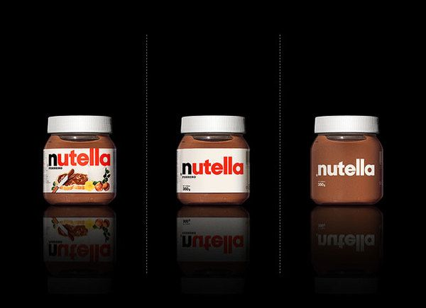 What would happen if you took iconic brands and minimalized the details on their packaging to their absolute minimum? Is that going to help or hurt the brand? Mehmet Gozetlik of design collective Antrepo decided to find out.