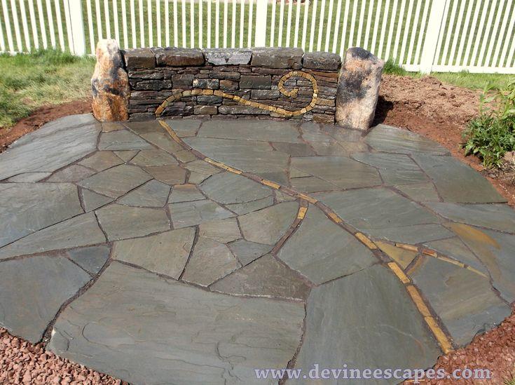 The 25+ Best Flagstone Patio Ideas On Pinterest | Flagstone, Stone Patio  Designs And Flagstone Paving