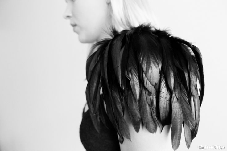 Feather Epaulettes