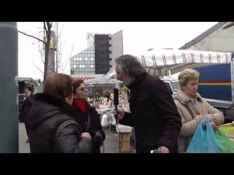 Milano elezioni europee 2014 - internet fonte primaria d'informazione