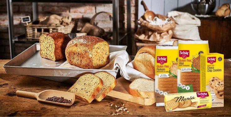 Som utvalgt buzzador får du nå mulighet til å teste glutenfrie brød fra Schär som er Europas ledende ekspert på glutenfri mat og har mye erfaring med gluten