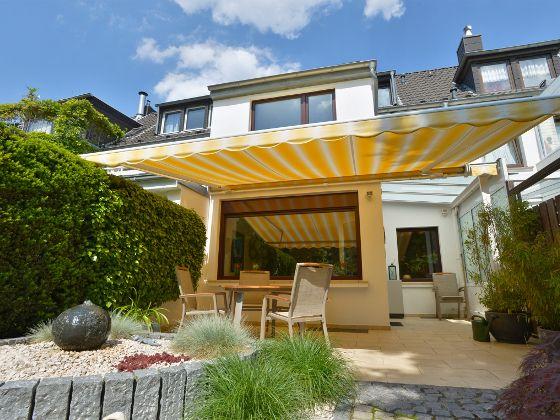 die besten 20 terrassenmarkisen ideen auf pinterest. Black Bedroom Furniture Sets. Home Design Ideas