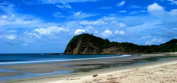 Costa de La Flor, Rivas - Nicaragua