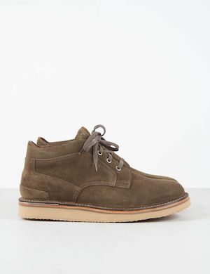 McKinlays Suede Sherwood Boot.
