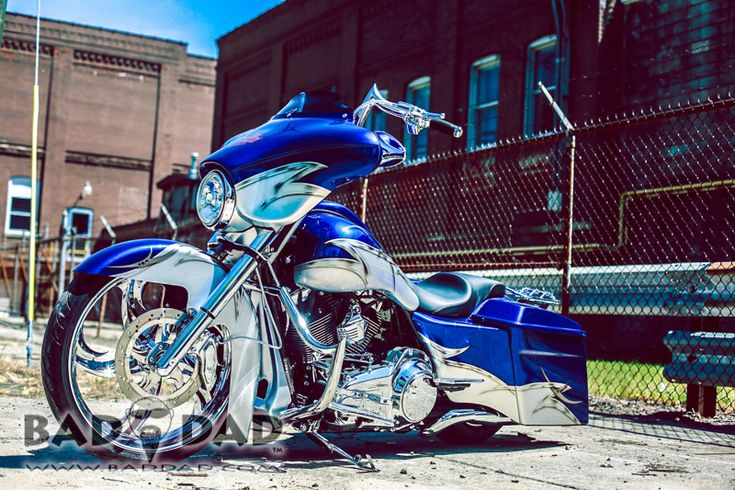 Bad Dad   Custom Bagger Parts for Your Bagger   Baggers :: Bad Dad's 2012 Street Glide