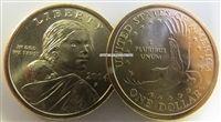 2004-P Uncirculated Sacagawea Dollar