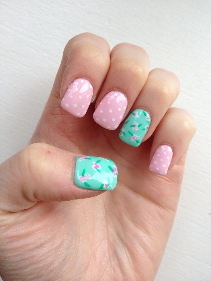 The 13 best Shabby chic nails images on Pinterest   Shabby chic ...