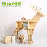herten vorm iwood 12mm berken multiplex meubelen