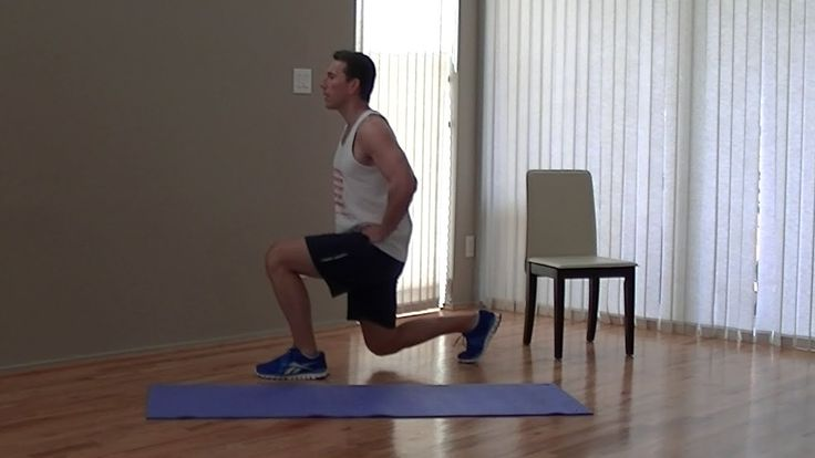 20 Min Beginner Bodyweight Workout - HASfit Easy Workouts without Weight...