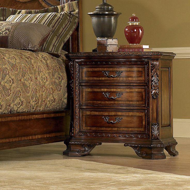 Old World Estate Bedroom Set From Art Furniture: 17 Best Ideas About Old World Bedroom On Pinterest