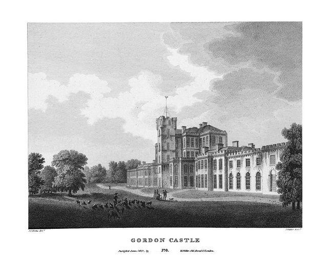 Gordon Castle by peacay, via Flickr