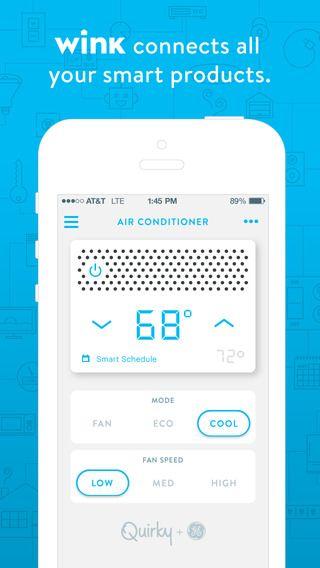 Wink new connected home platform