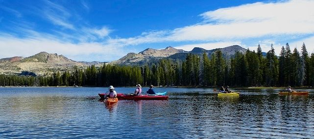 Discover the Best Places to Kayak, Canoe & Kayak Fish in California http://www.paddlingcalifornia.com/Index_of_Lakes.html