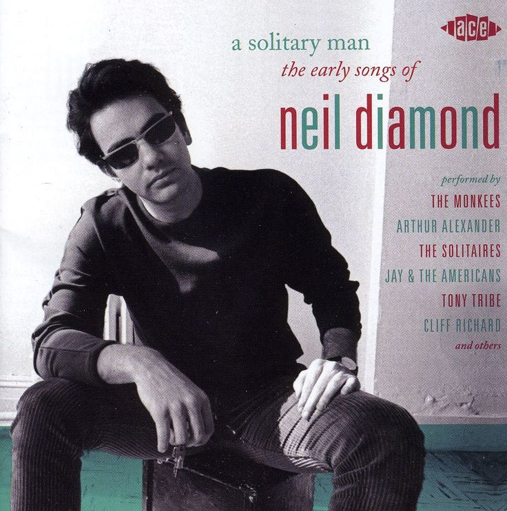 Neil Diamond - A Solitary Man: The Early Songs of Neil, Red