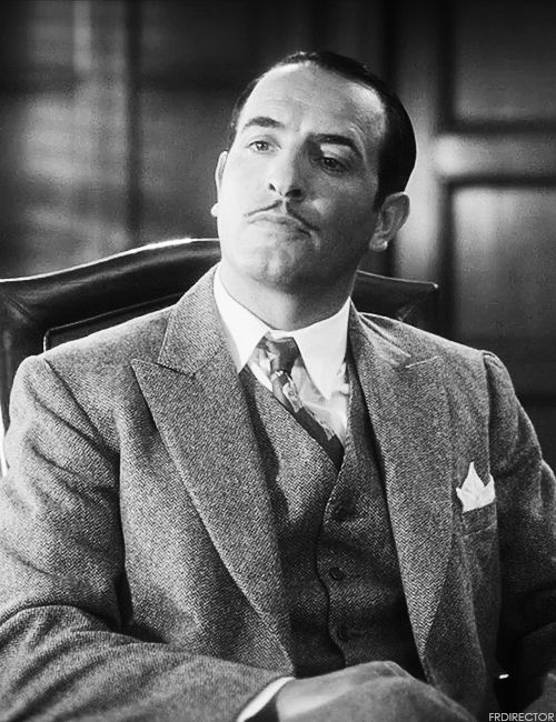 """Jean Dujardin in The Artist (2011) """