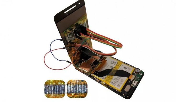 Hacked! Yedek Dokunmatik Ekranlar Akıllı Telefonunuzu Hackletebilir