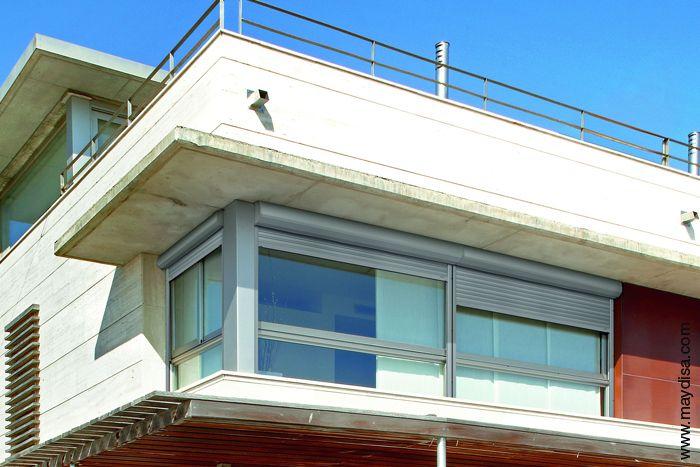 Bubendorff, persianas eléctricas sin obras by Maydisa.  www.maydisa.com