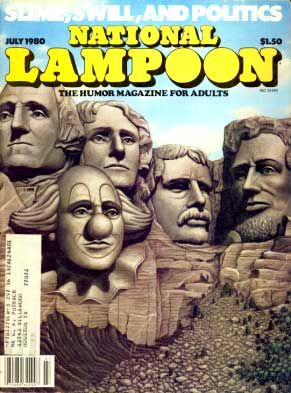 National Lampoon #124 1980