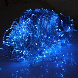 Often(TM) 30 Mètres 220V 300 Guirlandes LED Lumières De Décoration en Coloré Pour Mariage Fête Noël