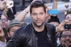 We hear…That Ricky Martin will present a Lifetime Achievement Award to Rita Moreno at People en Español's Los 50 Mas Bellos bash May 12 at Capitale ... That Midtown lounge The Skylark will open its 32nd-floor rooftop bar Thursday ... That tickets have sold out for the Leukemia & Lymphoma Society's LOL With LLS benefit on May 6 featuring Tina Fey, Amy Poehler, Seth Meyers and Lena Dunham ...