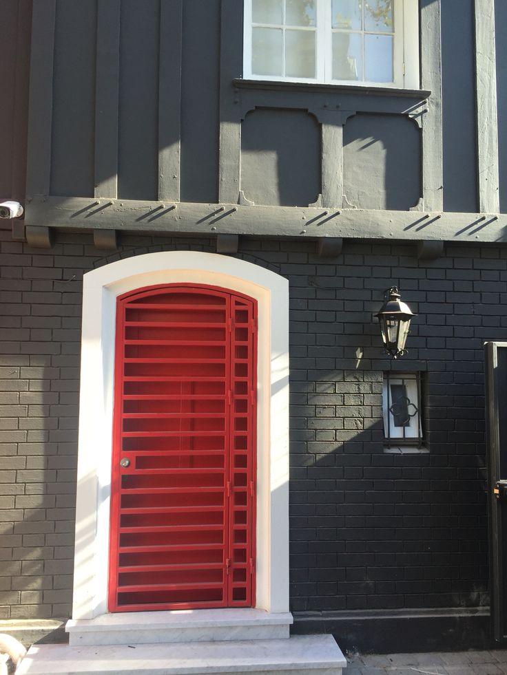 Puerta remodelacion casa El Golf
