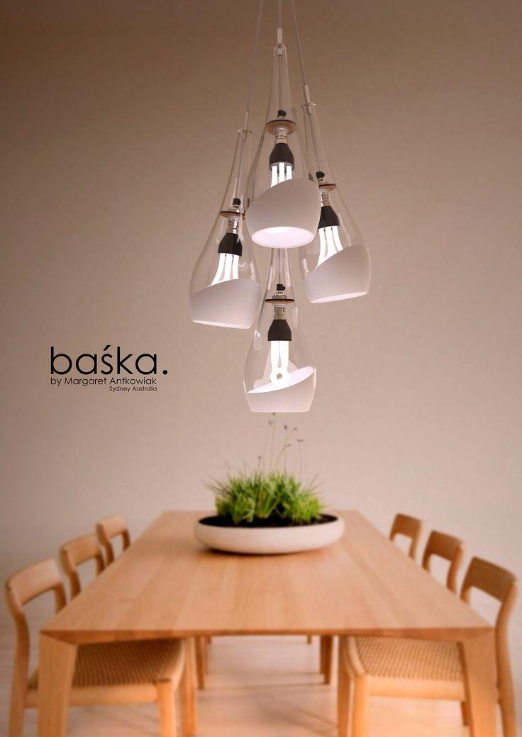 Baska pendant lights - Maggie