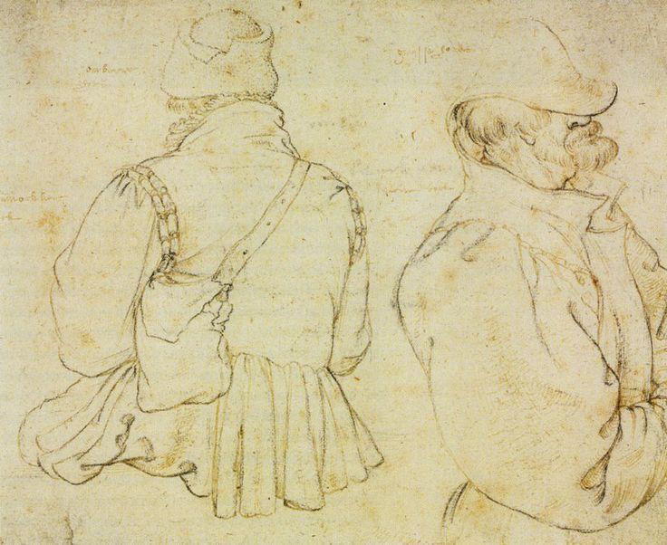 Chłopi, Roelant Savery, XVII wiek.