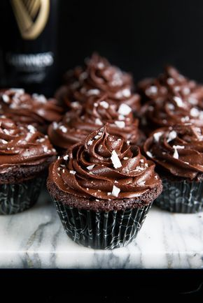 Chocolate Stout Cupcakes | Broma Bakery