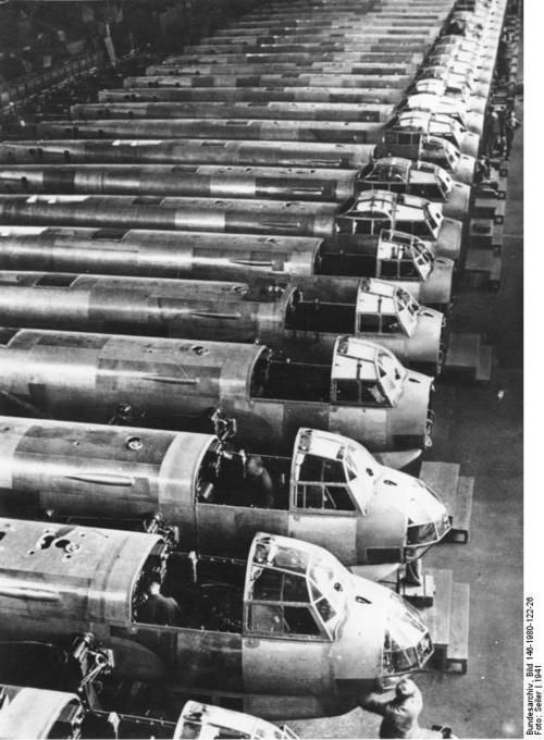 88 Best Latina Plus Models Images On Pinterest: Junkers Ju-88 Production Line: Germany's Best And Most