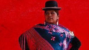 El auge de las cholitas - BBC Mundo - Noticias