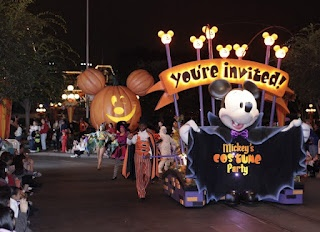 Details on Mickey's Halloween Party at Disneyland. Tickets on sale now!