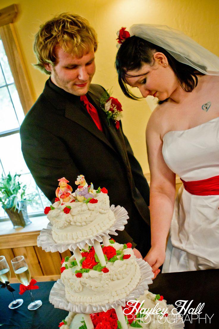 Tyler Texas Wedding Photography Cakes