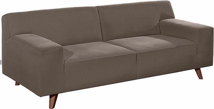TOM TAILOR 2,5-Sitzer Sofa »NORDIC PURE« im Retrolook, Füße nussbaumfarben Jetzt bestellen unter: https://moebel.ladendirekt.de/wohnzimmer/sofas/2-und-3-sitzer-sofas/?uid=c27180cf-914f-5067-bb5e-6af15be3bb4d&utm_source=pinterest&utm_medium=pin&utm_campaign=boards #sofas #3sitzersofas #wohnzimmer