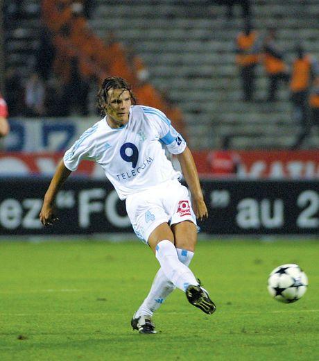 Daniel van Buyten, le Belge, un des premiers joueurs de l'OM que j'ai connu. Défenseur central, un roc.