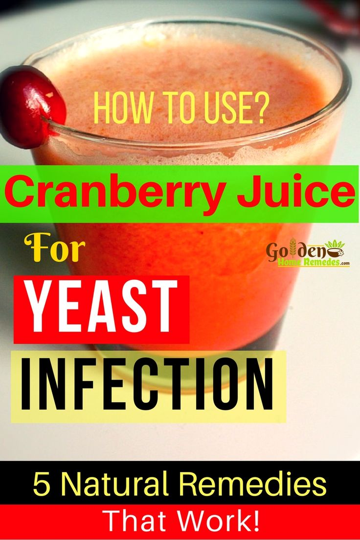 Natural Way To Cure Yeast Infection During Pregnancy