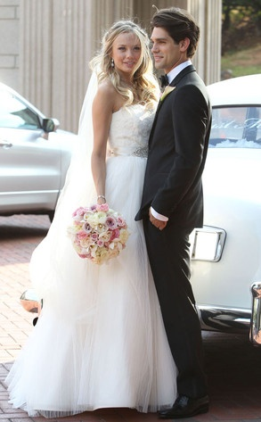 15 best images about melissa ordway on pinterest red for What to do with old wedding dress after divorce
