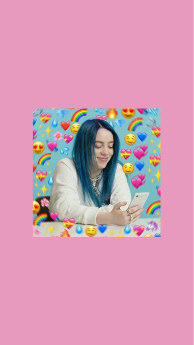 𝘣𝘪𝘭𝘭𝘪𝘦 𝘦𝘪𝘭𝘪𝘴𝘩 𝘸𝘢𝘭𝘭𝘱𝘢𝘱𝘦𝘳 𝘱𝘪𝘯𝘬 In 2020 Cute Wallpapers Billie Eilish Billie