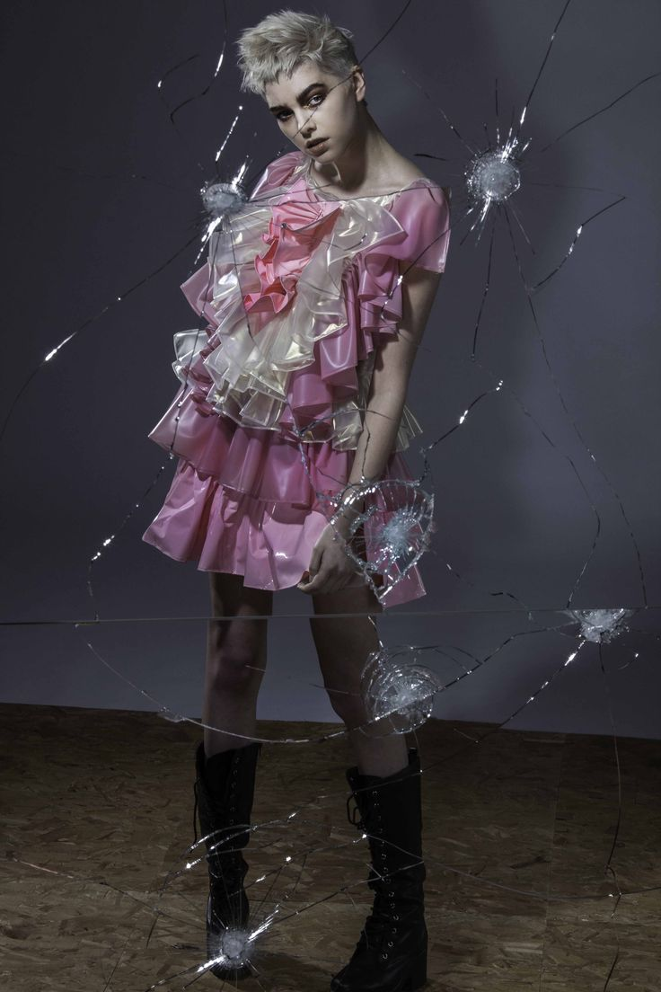 Designer Lydia Butler, Fashion Design BA (Hons) 2016