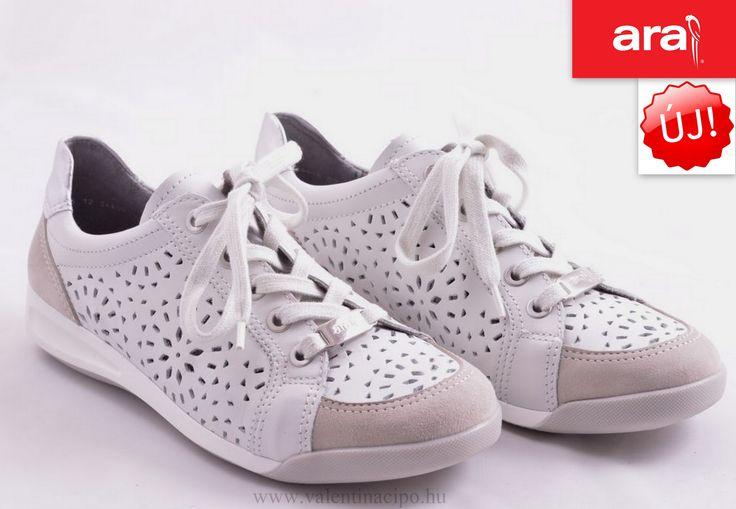 Ara női tavaszi cipők a Valentina Cipőboltokban és Webáruházunkban!   http://valentinacipo.hu/ara/noi/feher/zart-felcipo/142340240  #ara #ara_cipőbolt #ara_cipőüzlet #cipő_webáruház