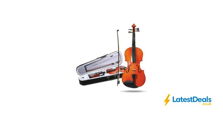 Windsor Violin - 3/4 Size Save £5 Free C&C, £44.99 at Argos