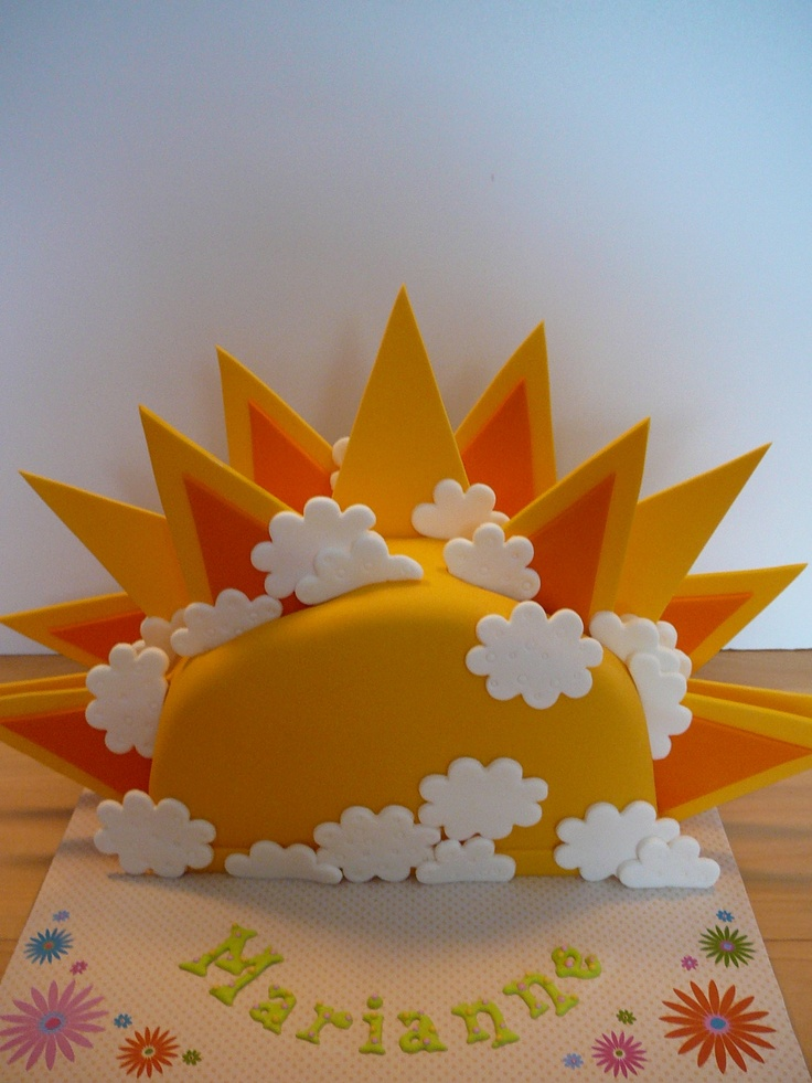 17 Best images about Weather themed birthday party on ...